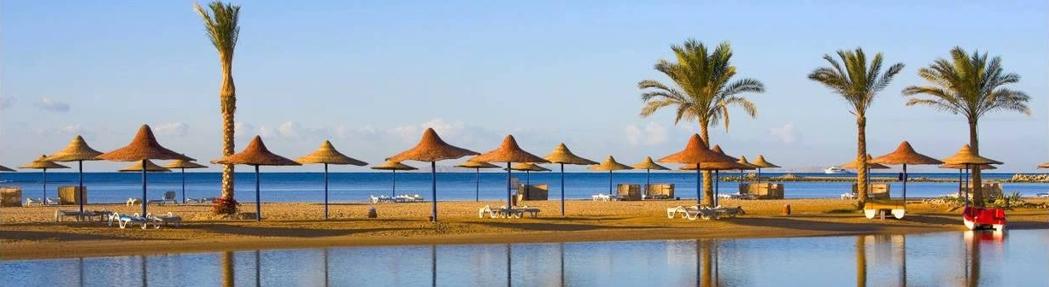 El Gouna Hoteltrasansfer, Strand Urlaub Ägypten